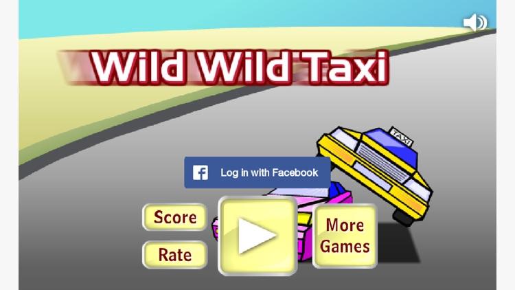 Wild Wild Taxi Race
