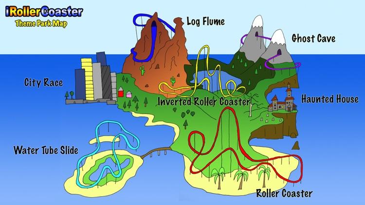iRollerCoaster 2 screenshot-3