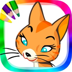 coloring cats and kittens drawings to paint 4 - Drawings To Paint