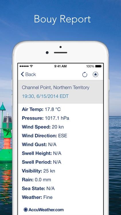 Marine Weather Plus by AccuWeather screenshot-4