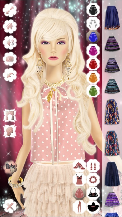 Makeup & Dress Barbie 2