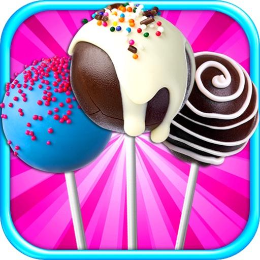 Cake Pop Maker - Cooking & Baking Games FREE