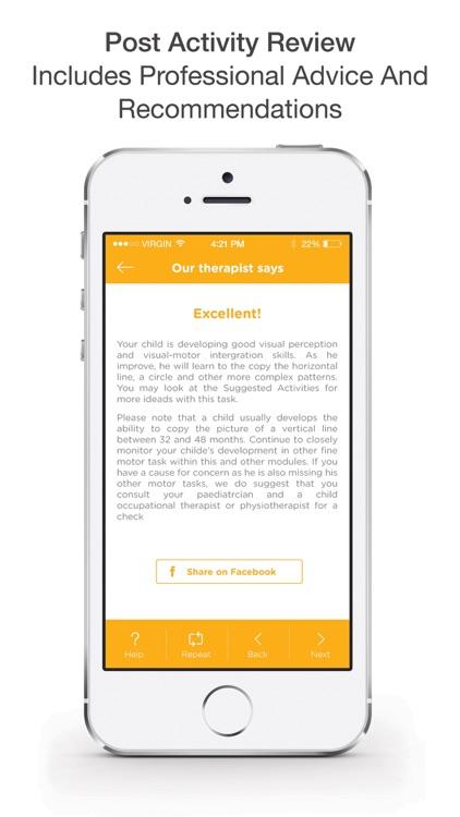 KidzGrow – The Child Development App screenshot-4