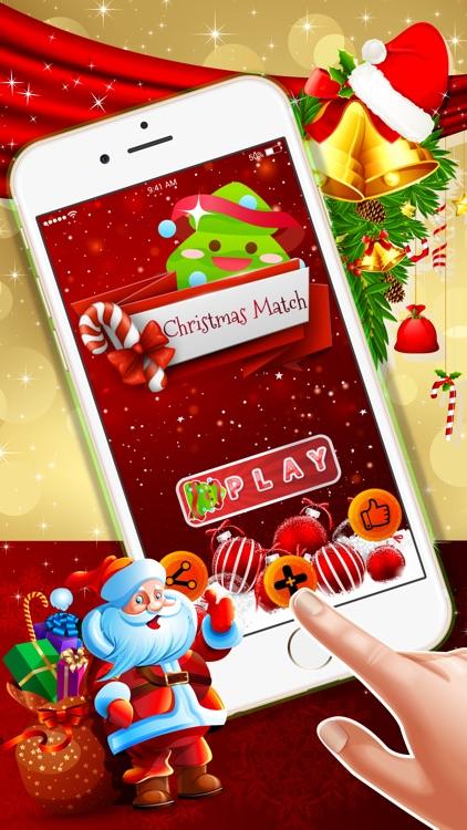 Christmas Match 3 : - A Fun matching game for Merry xmas season !