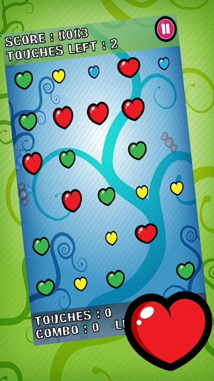 Bubble Blast Valentine screenshot-3