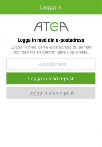 Atea Event - náhled
