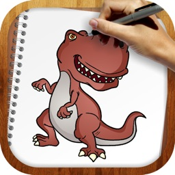 Easy To Draw Dinosaurs