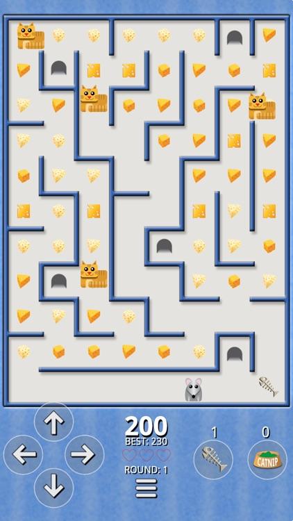 Beware Of Cats Free - Endless Arcade Maze Runner