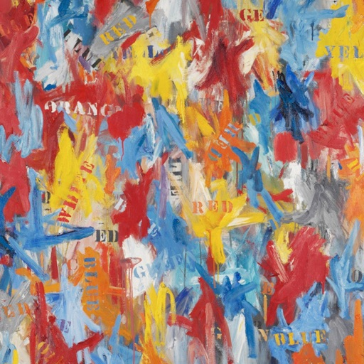 Paintings HD Wallpaper for Jasper Johns and His Inspirational Quotes Backgrounds Creator icon