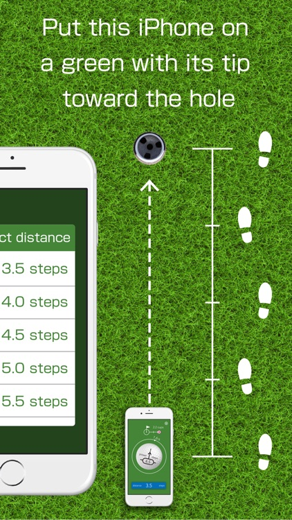 AimAid - Golf putting training app screenshot-1