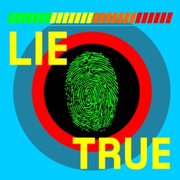 Lie Detector Scanner Fingerprint Touch Test - Is it the Truth or are you Lying? HD Plus