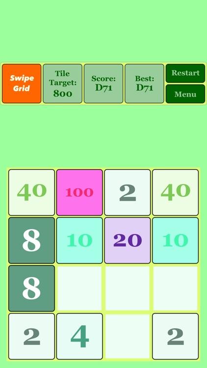 Swipe Grid screenshot-3