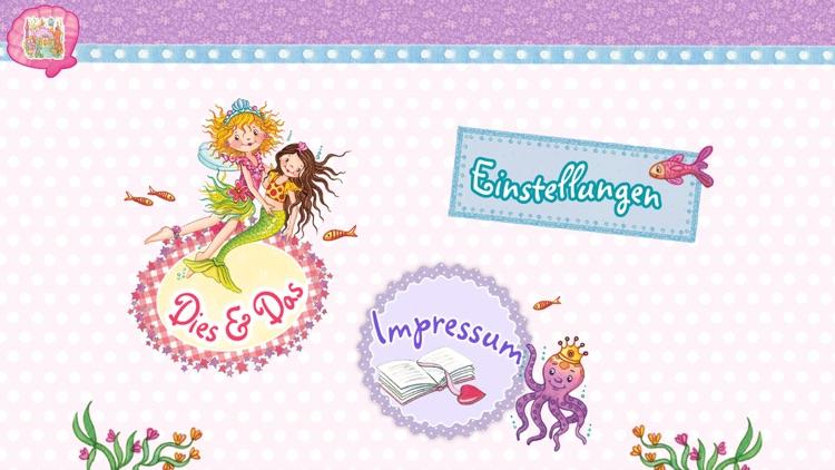 Prinzessin Lillifee und die Seejungfrau – Bildergeschichte, Malspaß, Stickerzauber screenshot-3