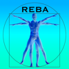 Lourdes Rincon Chahuillco - REBA Ergonomic Analysis  - Get REBA Score instantly, within seconds! - Musculoskeletal injury risk calculator  artwork