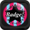 Button Badge Maker HD - with PDF and AirPrint Options - Katsushi Nakano