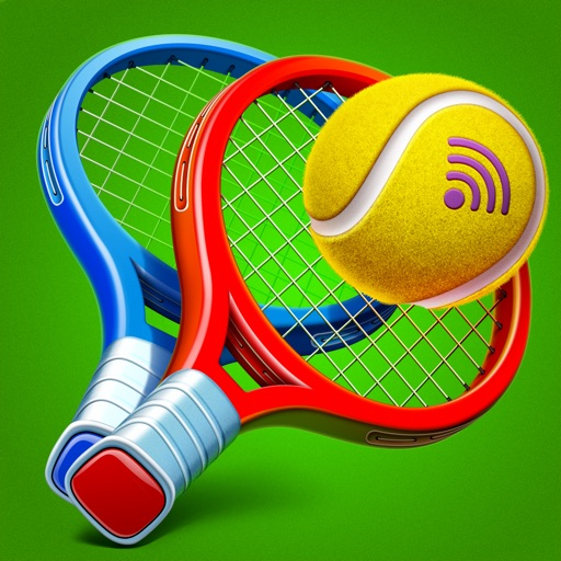 Hit Tennis Multiplayer