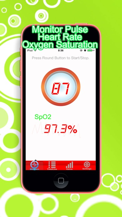 Pocket Oximeter & Heart Rate Monitor
