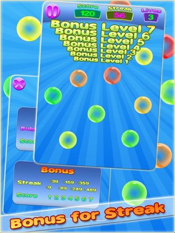 Screenshot #5 pour Addictive Bubbles