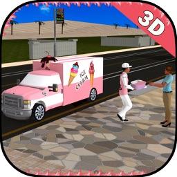 Ice Cream Truck Boy
