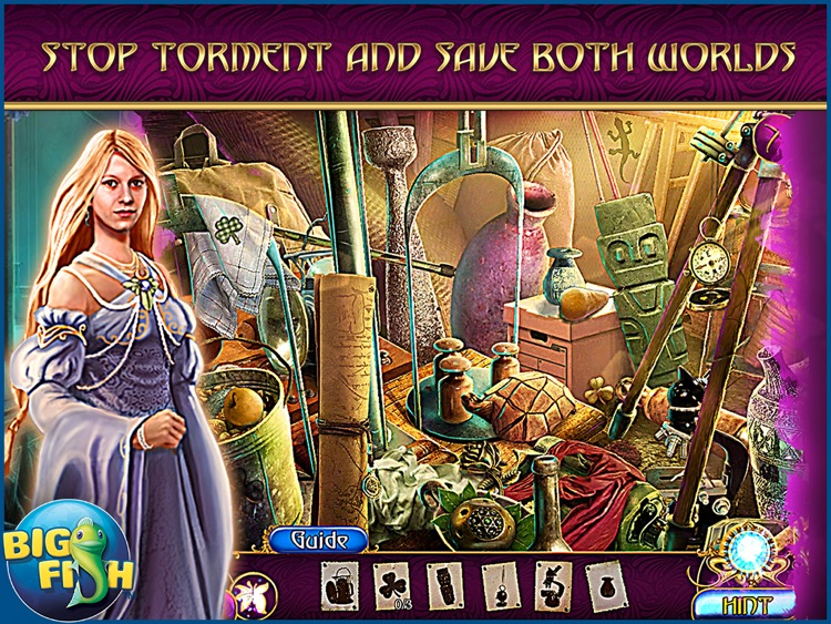 Amaranthine Voyage: The Shadow of Torment HD - A Magical Hidden Object Adventure