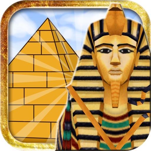 Cleopatra's Mummy Pyramid Run - Free cartoon game for children