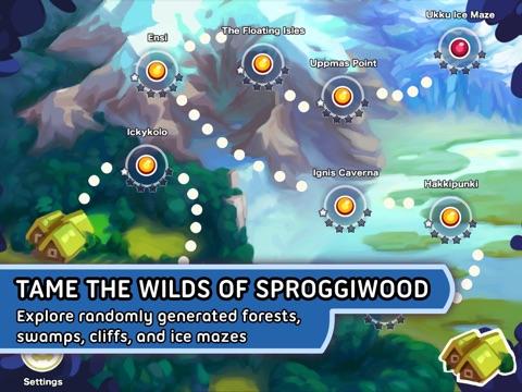 Screenshot #3 for Sproggiwood