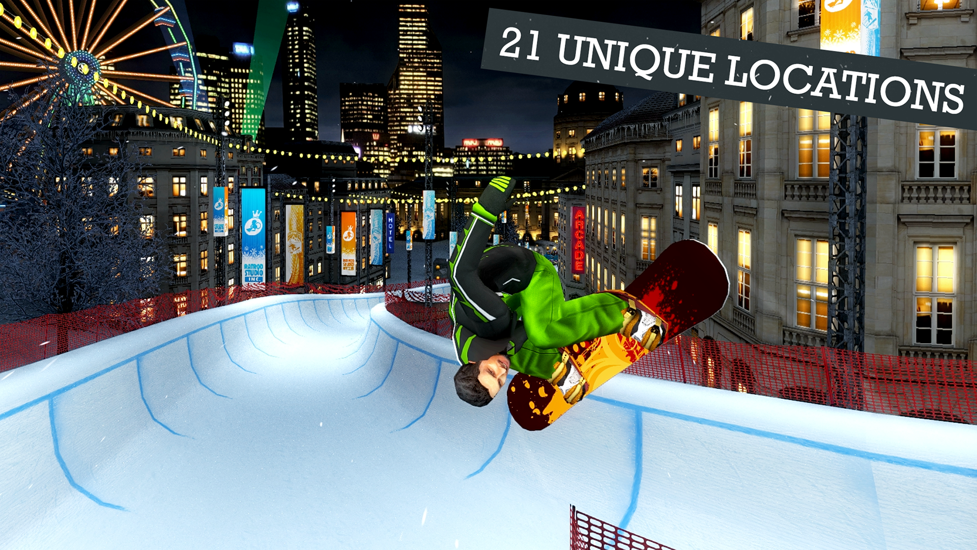Snowboard Party World Tour Pro screenshot 11