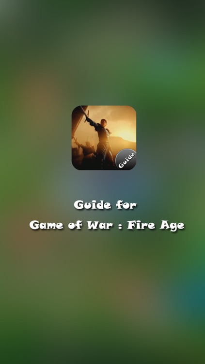 Guide for Game of War Fire Age - Best Strategy, Tricks & Tips