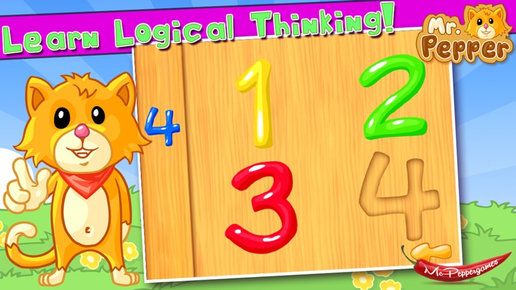 Amazing Shapes Puzzle - Education forms and objects puzzles for babies, kindergarten preschool kids and toddlers