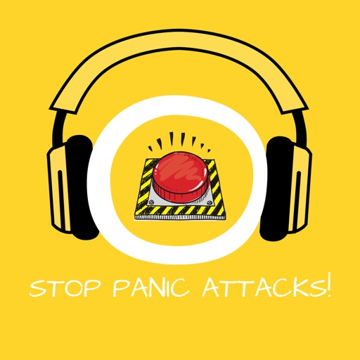 Stop Panic Attacks! Overcome Panic Attacks by Hypnosis icon