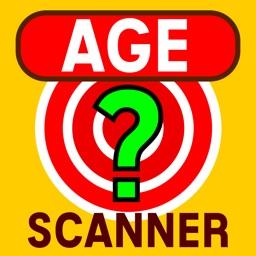 Age Fingerprint Scanner - How Old Are You? Detector Pro
