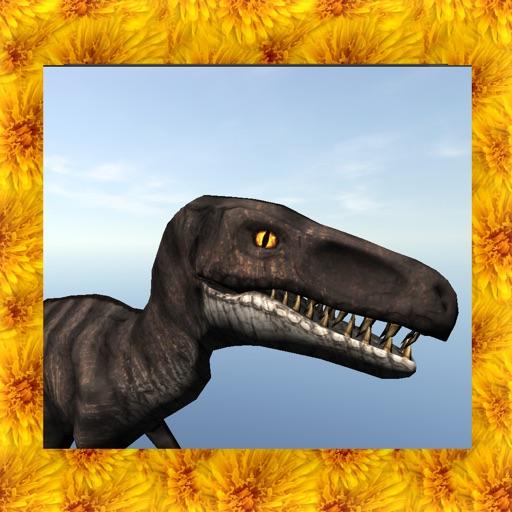Velociraptor Dinosaur Simulator 3D