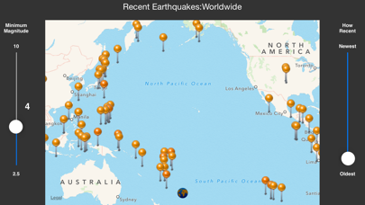 Ifeltthat Earthquake review screenshots
