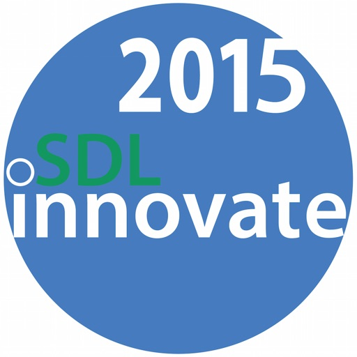 SDL Innovate 2015 Event App