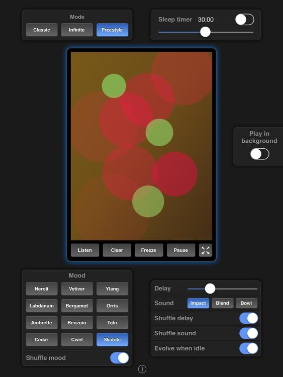 Bloom HD screenshot-4