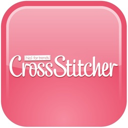 CrossStitcher Magazine   stitching and colourful designs in home furnishings