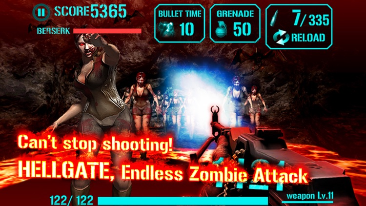 GUN ZOMBIE screenshot-4