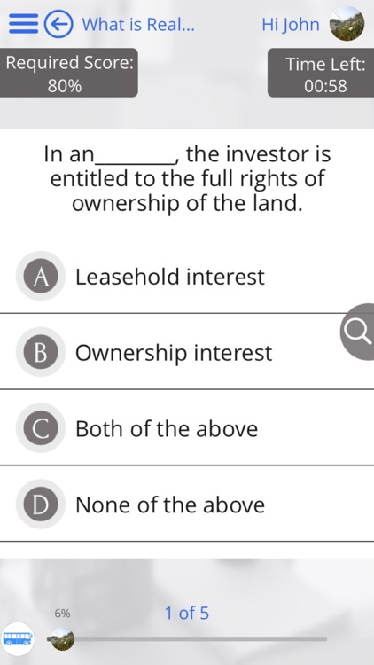 Learn Stocks, Options and Real Estate Investment and Finance by GoLearningBus screenshot-4