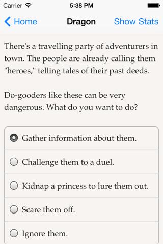 Choice of the Dragon screenshot 4