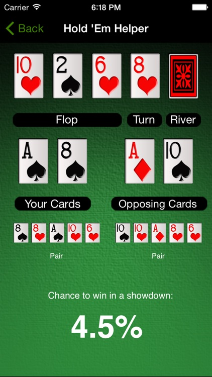 Hold 'Em Helper screenshot-2