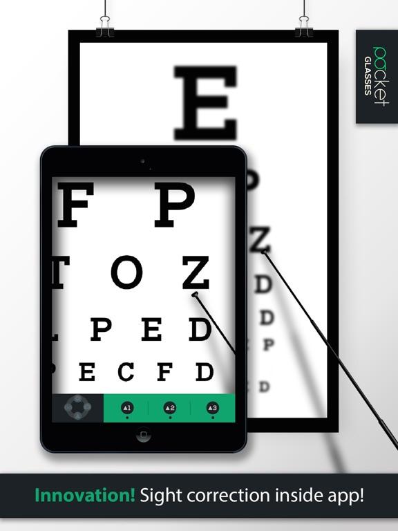 Pocket Glasses PRO. Screenshots