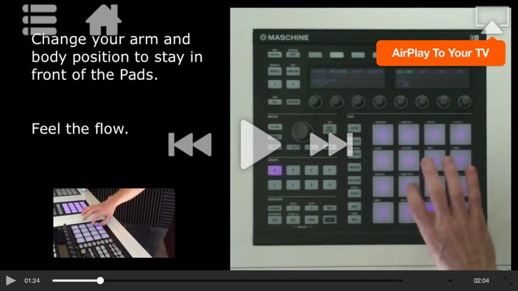 Finger Drumming with Maschine Virtuosity screenshot-4