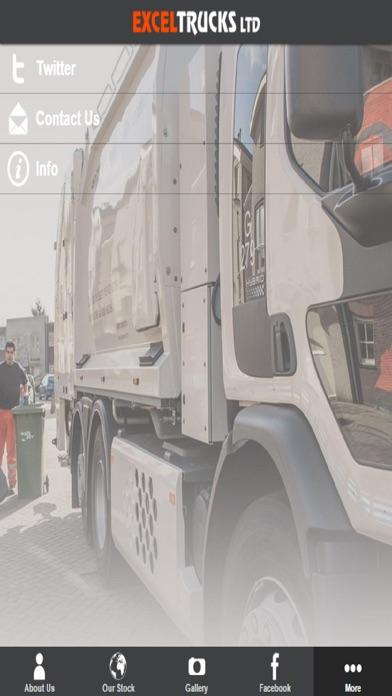 Excel Trucks screenshot one