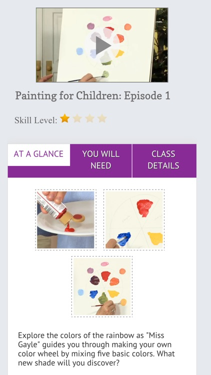 The Kids' Guide to Drawing and Painting screenshot-3