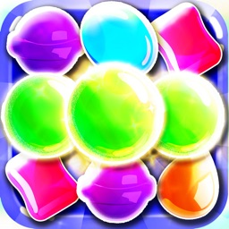 Candy Witch 2'015 - fruit bubble's jam in match-3 crazy kitchen game free