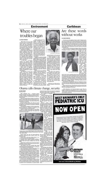 South Florida Times Newspaper screenshot-3
