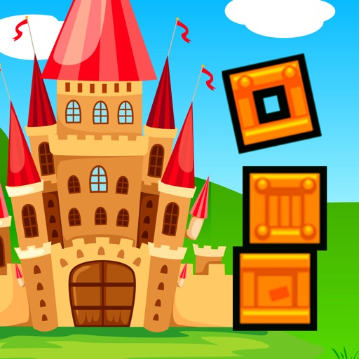 Stack Box Tower Build Blocks