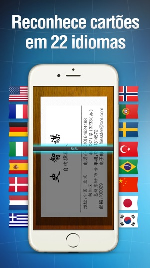 Business card reader na app store business card reader na app store reheart Gallery