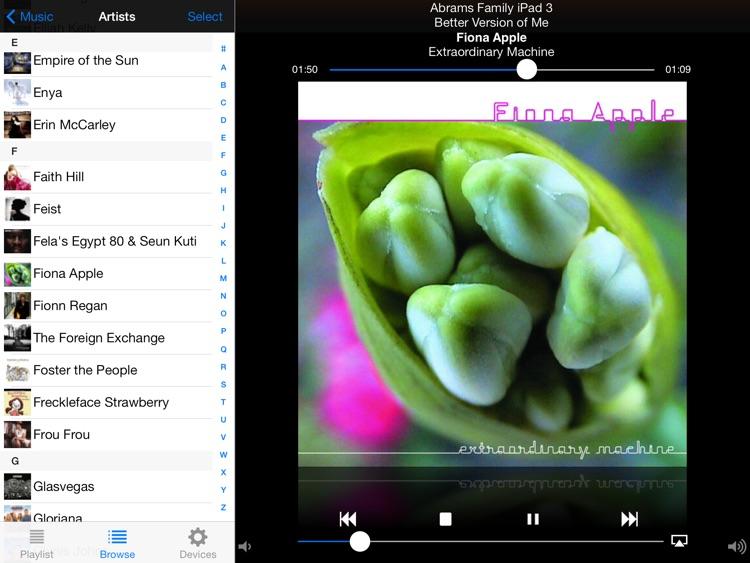 PlugPlayer for iPad