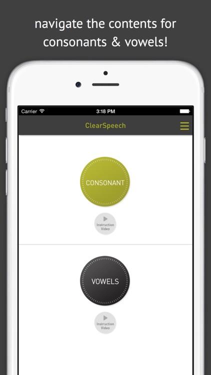 AccentClear: English Pronunciation Tutor by Becos Inc